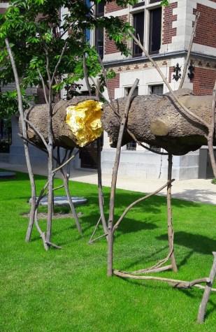 Giuseppe Penone Sculpture Rijksmuseum