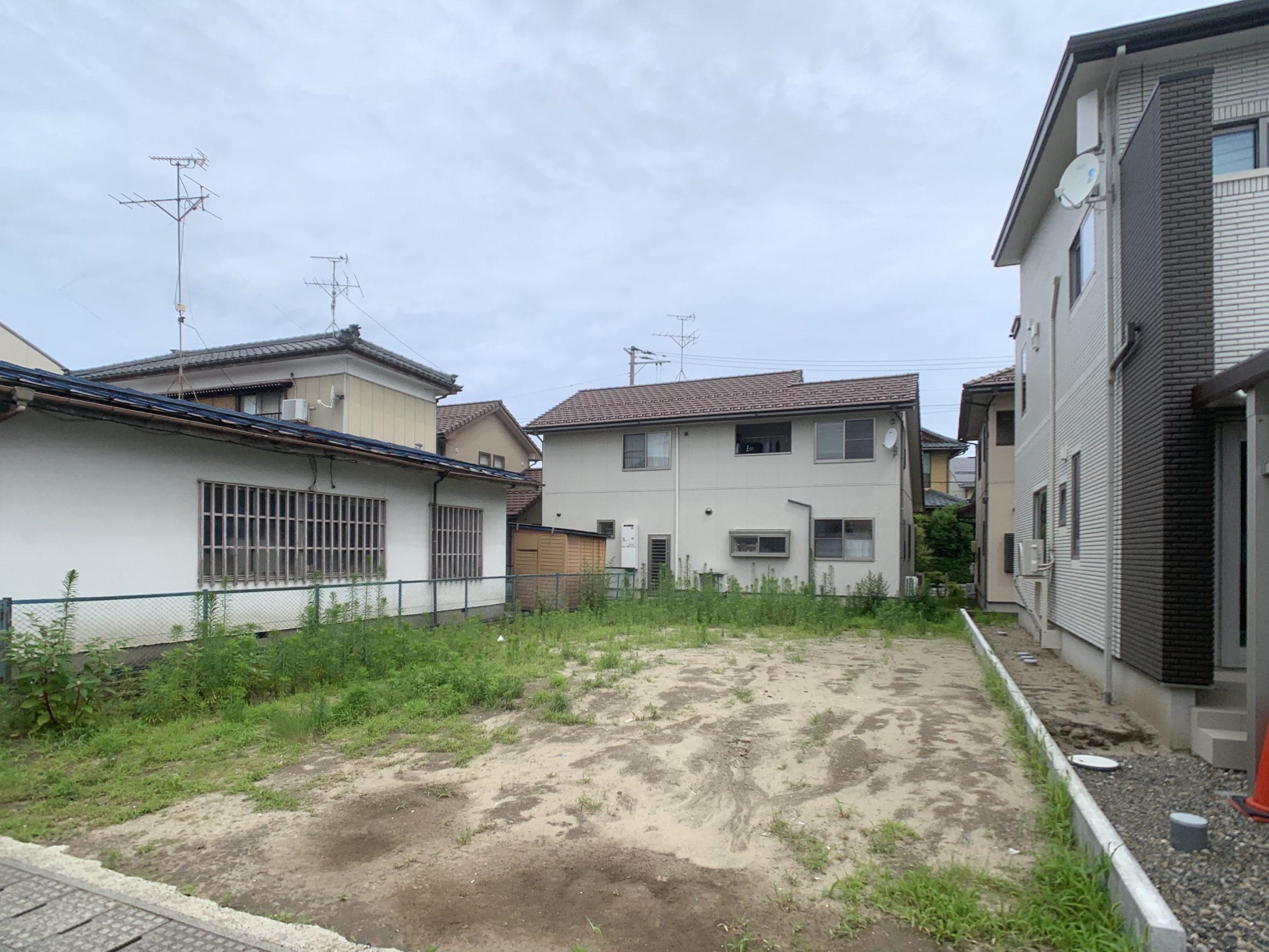 東區牡丹山3丁目 売地 | 株式會社No Town(ノータウン)新潟の不動産・売買・賃貸