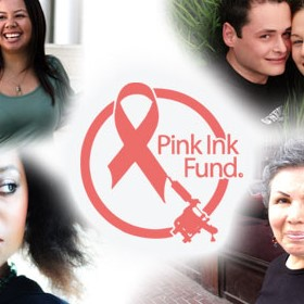 Cover for mastectomy tattoo nonprofit assistance organization: Pink Ink Fund