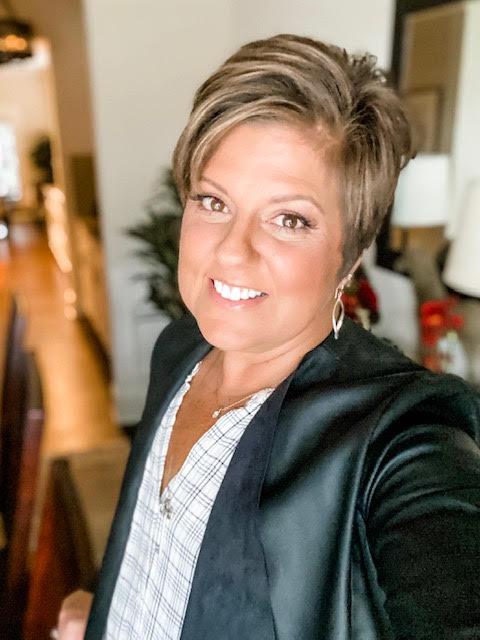 Full color portrait headshot flat advocacy nonprofit Not Putting on a Shirt NPOAS Board of Directors Shana Whitehead