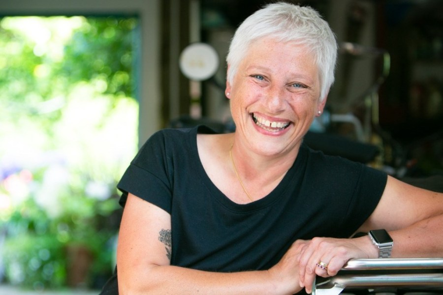 Full color portrait headshot flat advocacy nonprofit Not Putting on a Shirt NPOAS Council of International Advocates Juliet Fitzpatrick UK