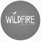 Cover for body positive flat imagery - with and without breast reconstruction: Wildfire Magazine