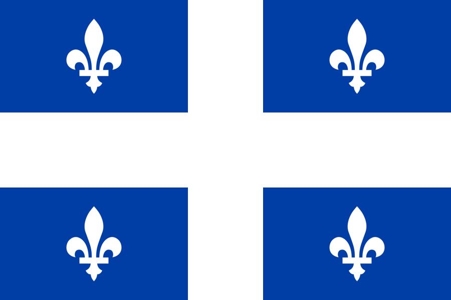 Quebec Flag (Canada)
