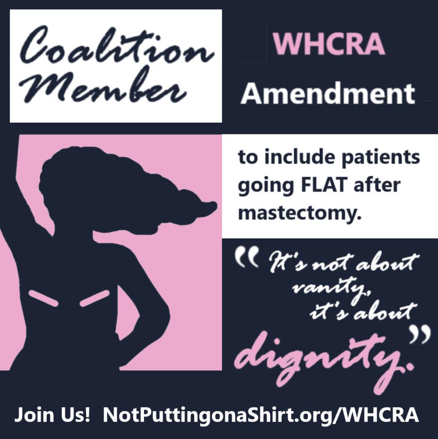 WHCRA Coalition Member NPOAS