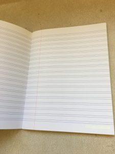 Cahier de deuxième année