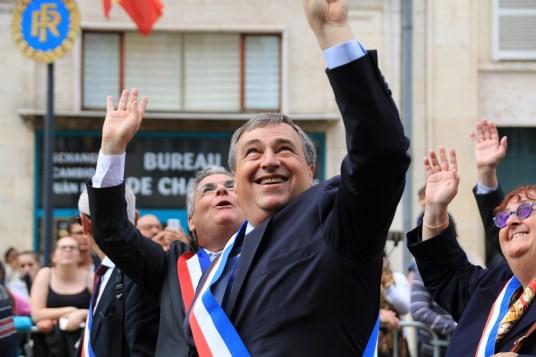 Olivier Carré, Maire d'Orléans