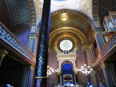prague synagogue espagnole (Copier)