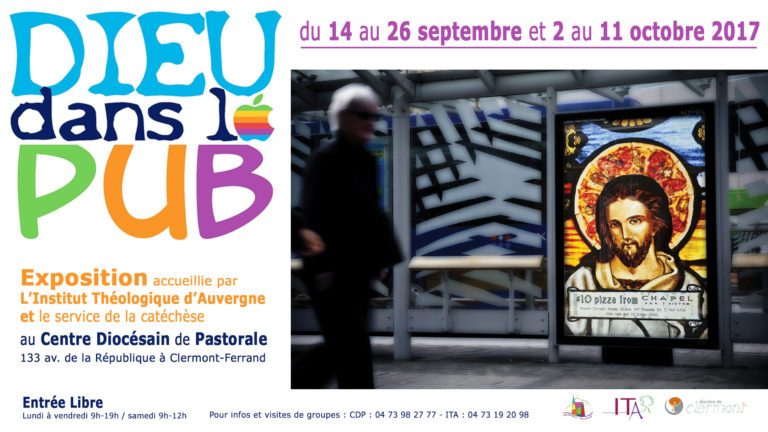 Exposition « Dieu dans la pub » du 14 au 26 septembre et du 2 au 11 octobre