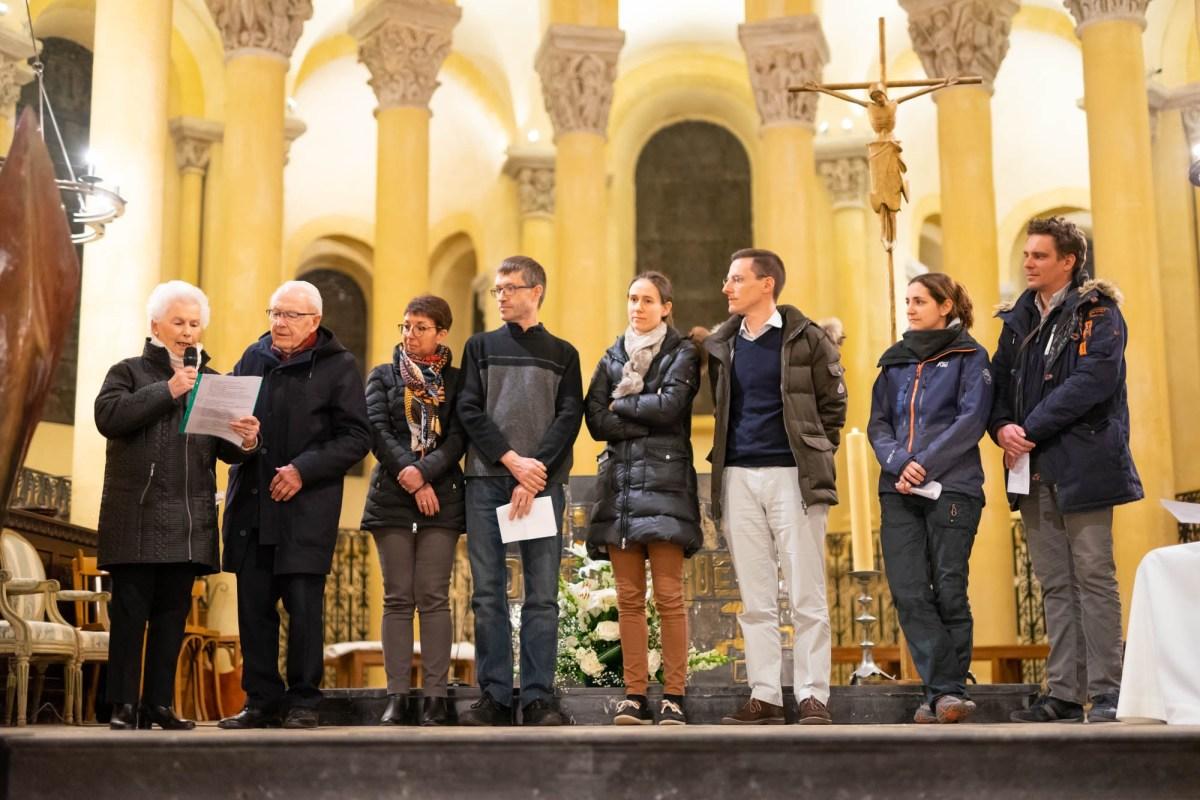 Retour sur la messe des amoureux 2019 à la Basilique Notre-Dame du Port à Clermont-Ferrand