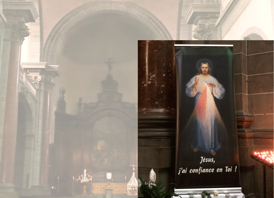 Dimanche 28 avril 2019 : le 2e dimanche de Pâques est le dimanche de la Divine Miséricorde