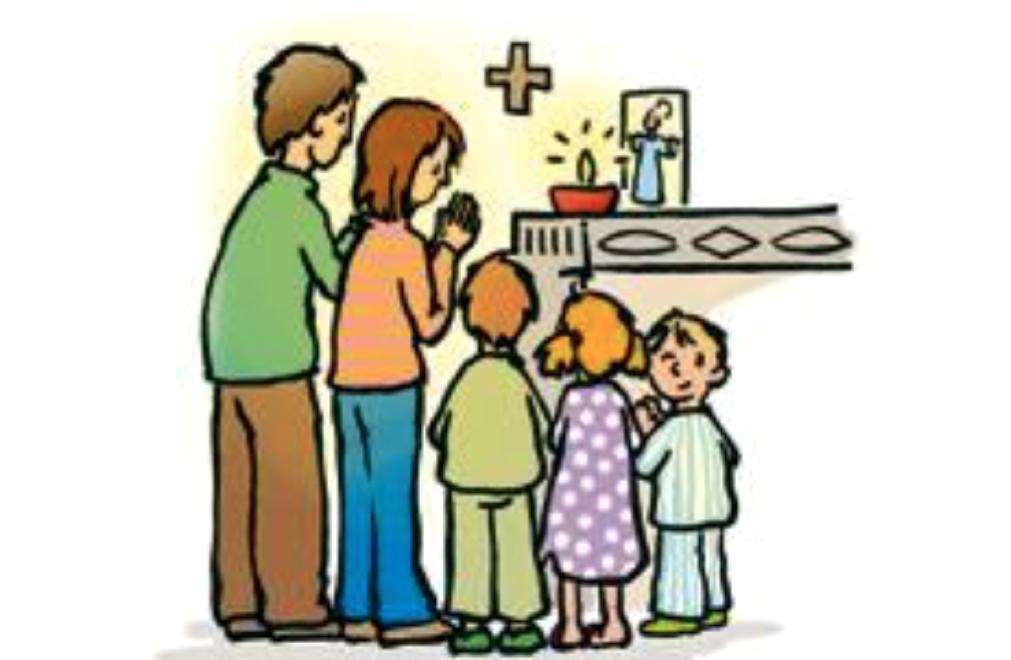 « Faire entrerà la maison la liturgie célébrée par l'Église » : l'effort paroissial de Carême 2019