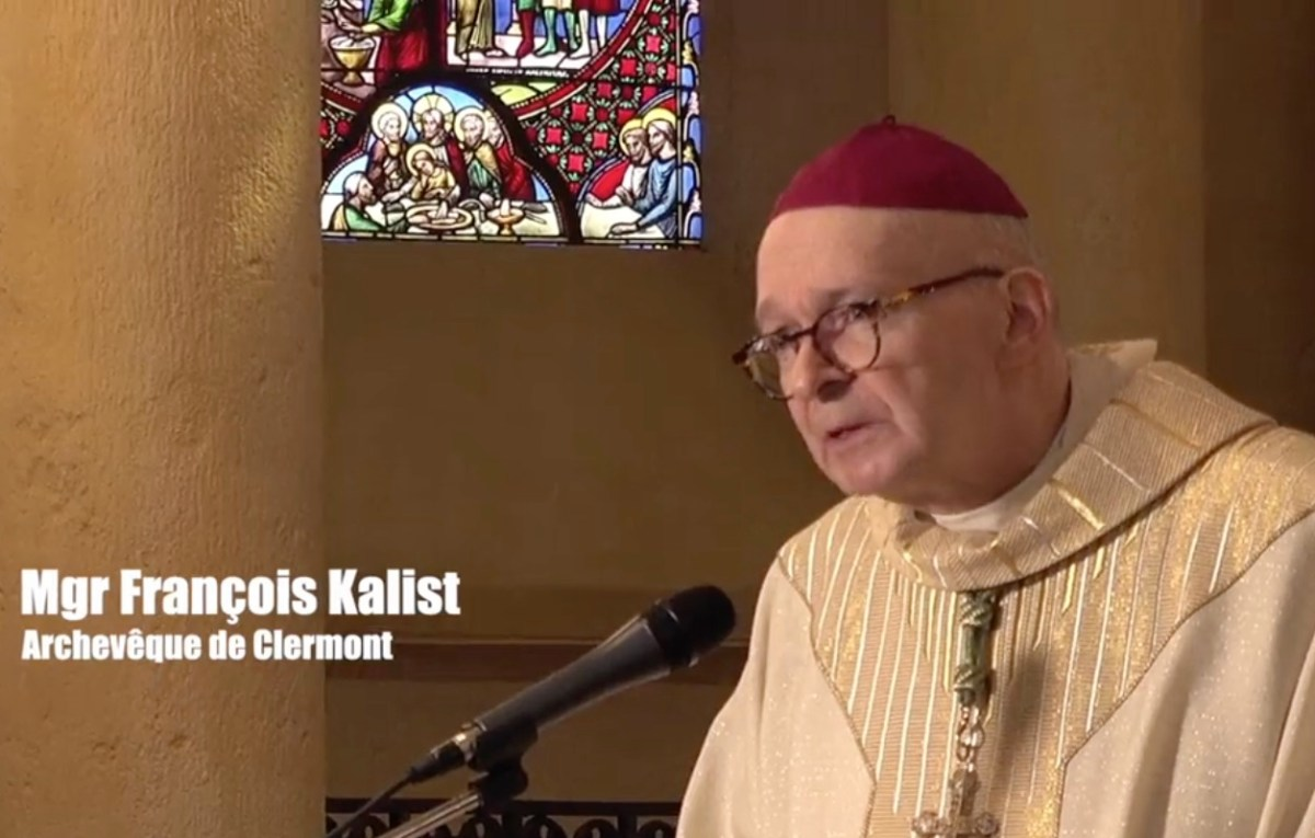 Homélie de Mgr François KALIST, archevêque de Clermont, pour la Fête de Notre-Dame du Port 2020