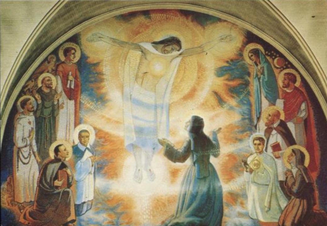 Vendredi 19 juin 2020 : Solennité du Sacré-Coeur de Jésus