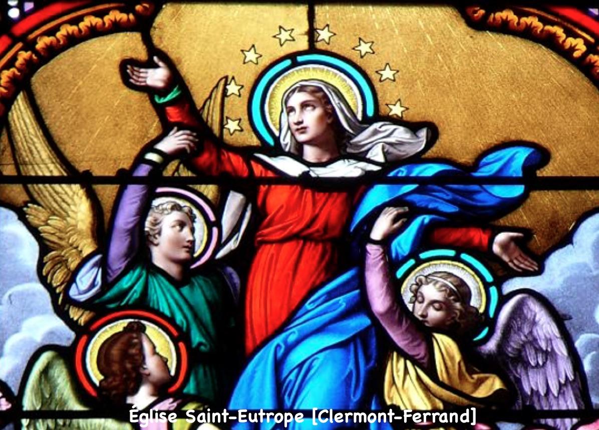 Prière universelle de la paroisse pour la Solennité de l'Assomption 2020