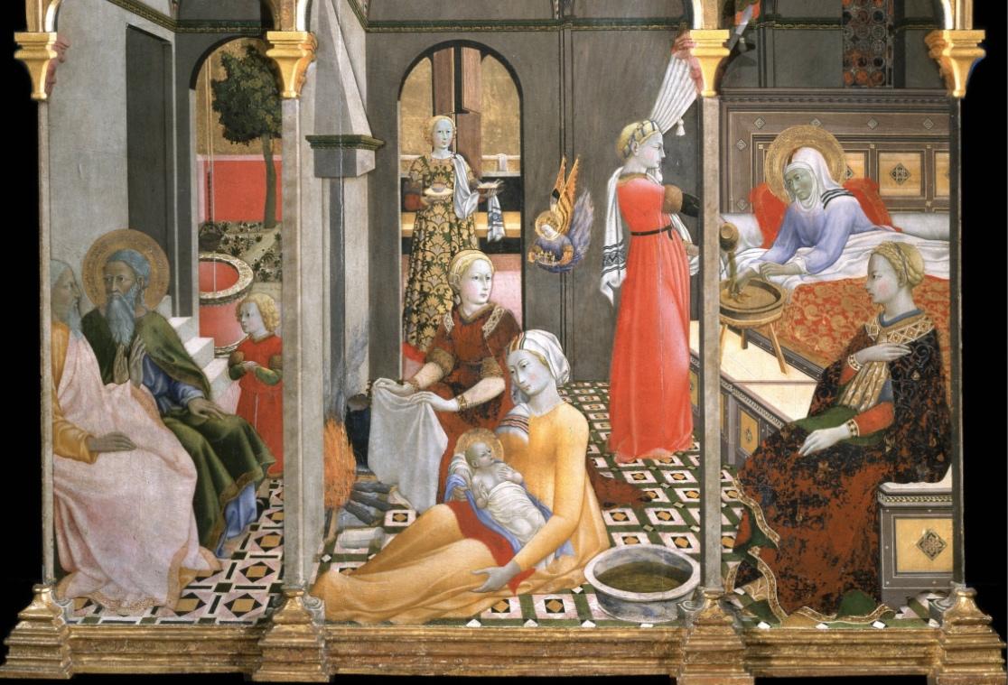 Mardi 8 septembre 2020, fête de la Nativité de la Vierge Marie : messe à 18 h 30 à Notre-Dame du Port