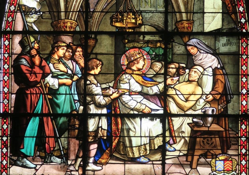 Neuvaine de prière pour la fête du Christ-Roi et la clôture de l'Année liturgique : 5e jour – La solidarité