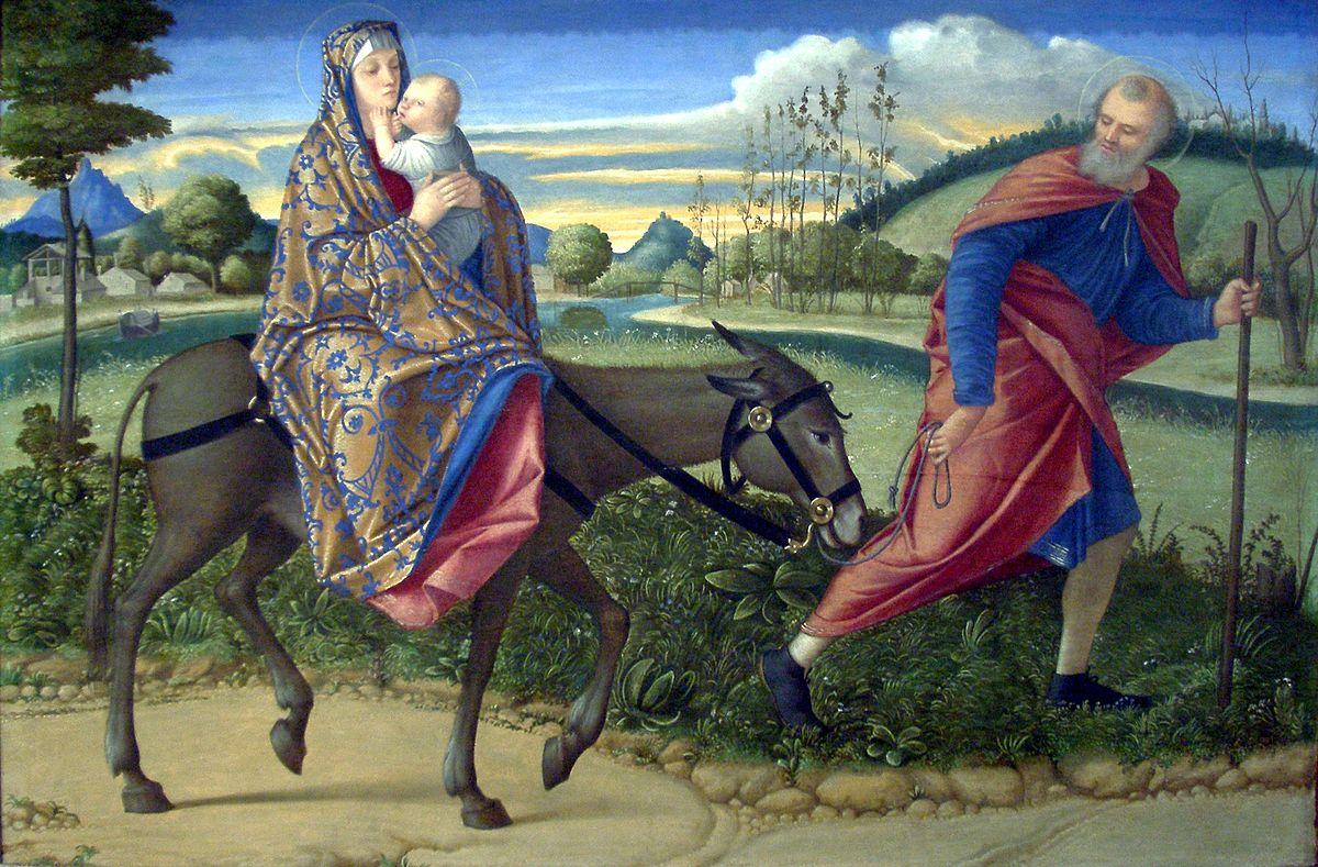 La prière de l'âne… par une paroissienne de Notre-Dame de Clermont