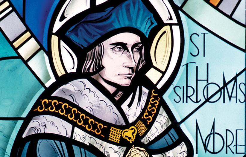 Ces saints qui ont vécu de grandes épreuves – Saint Thomas More, le chancelier décapité