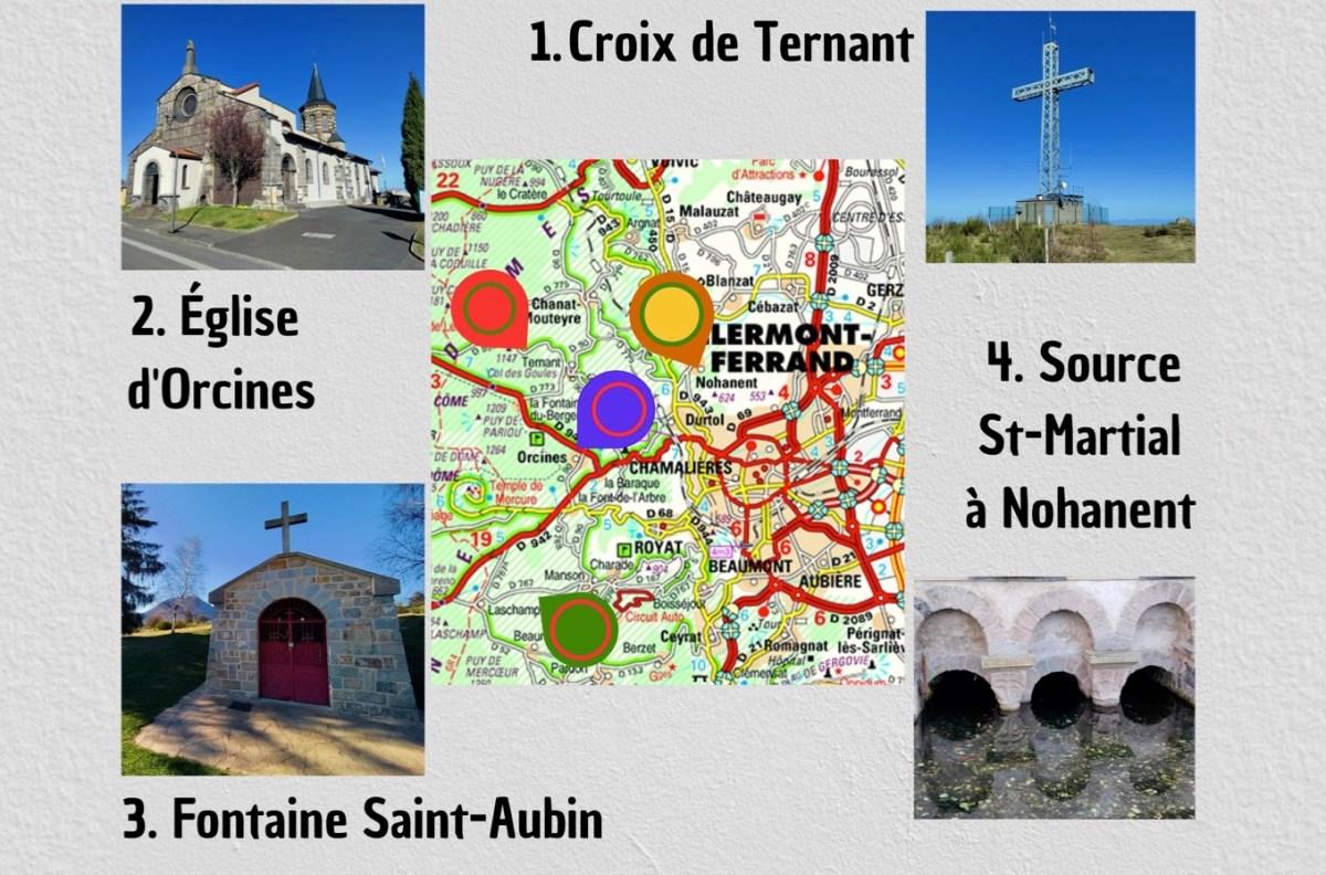 À la découverte du patrimoine religieux autour de la paroisse… dans un rayon de 10 km !