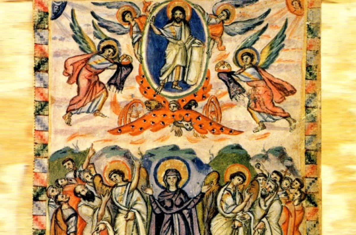 Solennité de l'Ascension, jeudi 13 mai 2021 : horaires des messes dans la paroisse