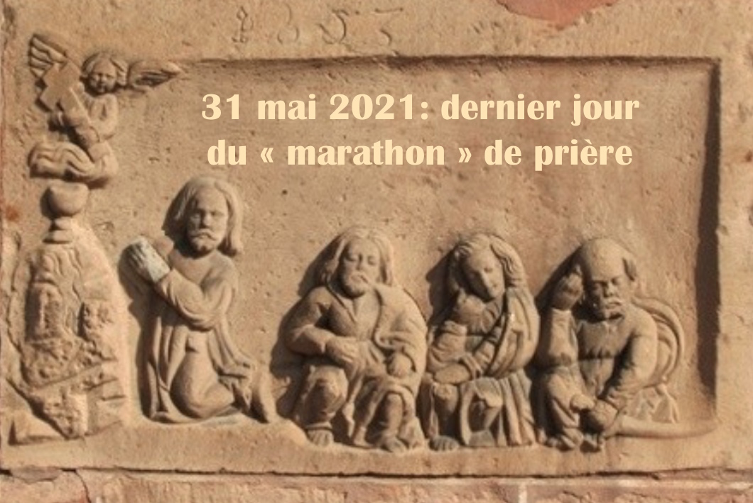 """30 sanctuaires du monde entier s'unissent dans un """"marathon de prière"""" pour la fin de la pandémie"""