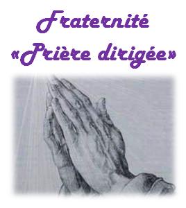 Prière dirigée