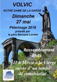 Pèlerinage à Notre-Dame de la Garde
