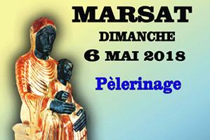 Pèlerinage à Marsat le 6 mai