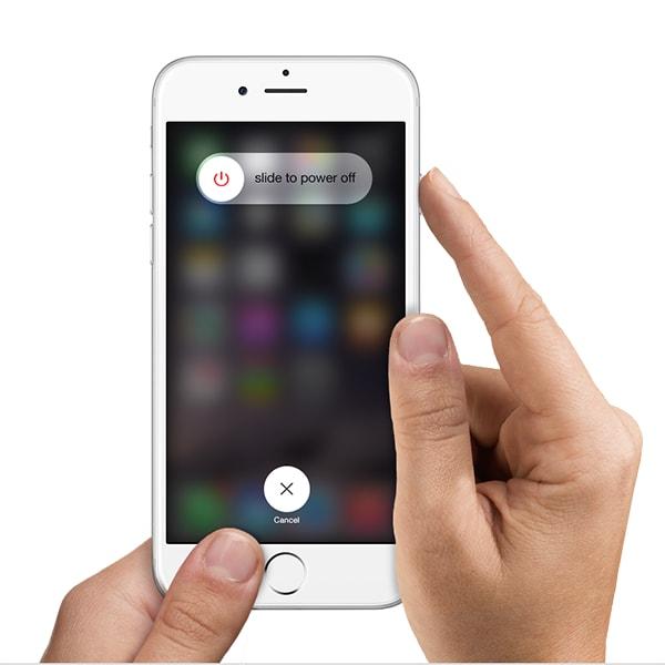 iphone not responding