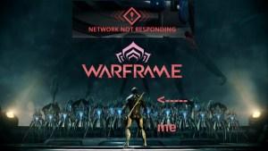 Warframe Not Responding