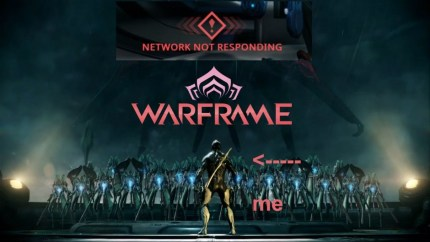 Warframe Not Responding