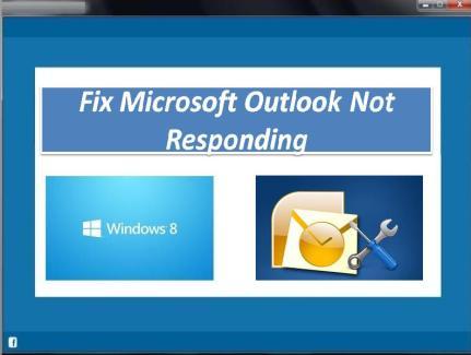 Microsoft Outlook Not Responding