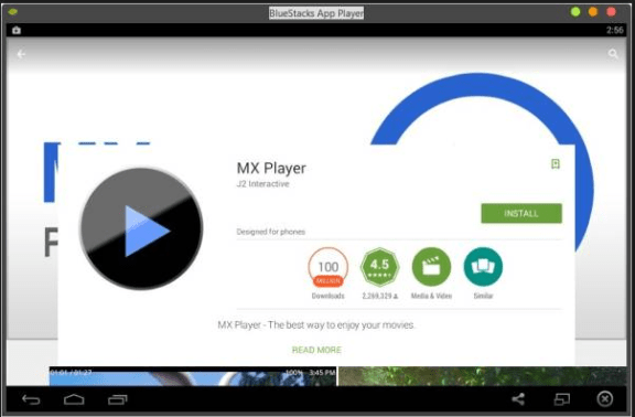 MX Player on PC