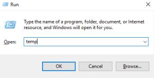 disk usage at 100 percent windows 10