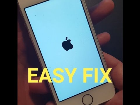 Fix iPhone Logo Stuck – Resolve iPhone Logo Issue Without