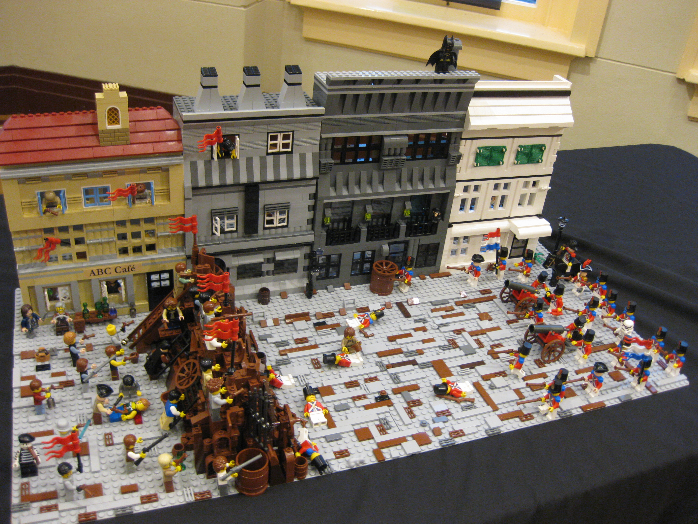 lego show  Flavours to Burn