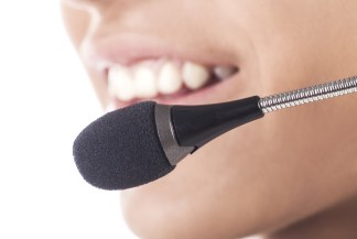 CCA mit Headset