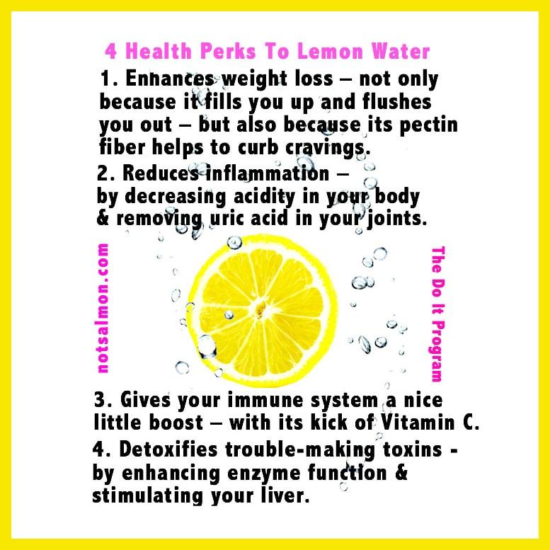 οφέλη για την υγεία του νερού λεμόνι