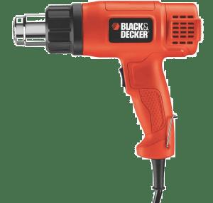 black and decker heat gun review