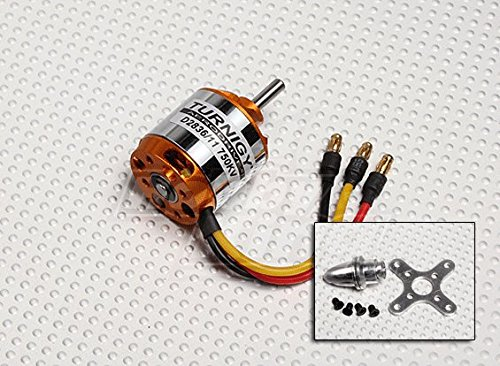 best d2836 / 11 brushless quadcopter motor
