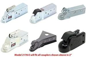 proven industries trailer lock type
