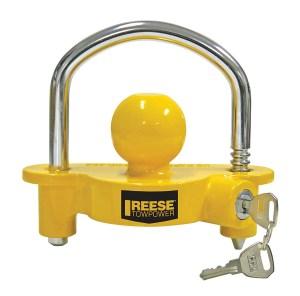 reese hitch lock