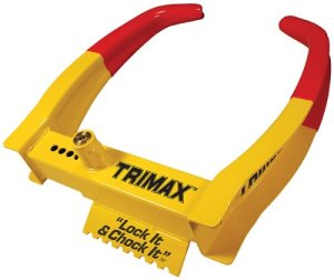 trimax wheel clamp