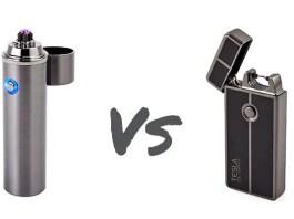 saberlight vs tesla coil arc lighter