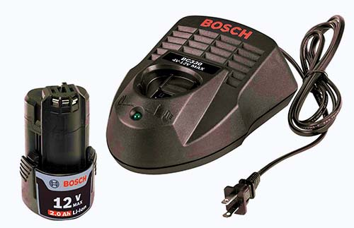 bosch 12v battery charger skc120 BX330