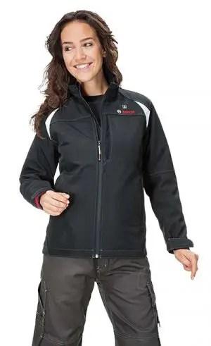Bosch women's heated jacket review