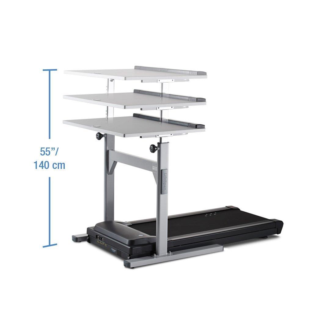 LifeSpan TR1200DT5 Treadmill Desk NotSittingcom