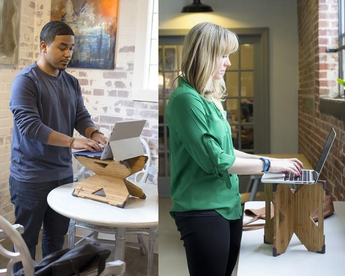 xstand portable standing desk