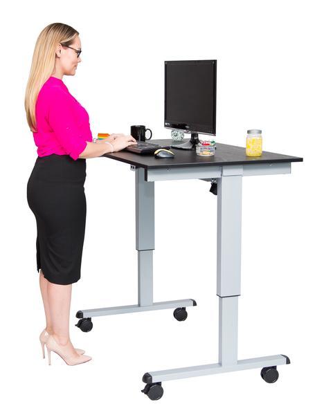 Luxor 48 Electric Standing Desk NotSittingcom