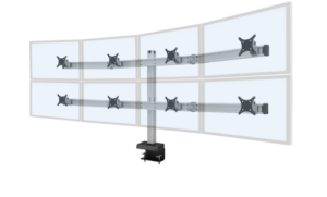 Innovative Bild® 4 Over 4 Monitor Mount